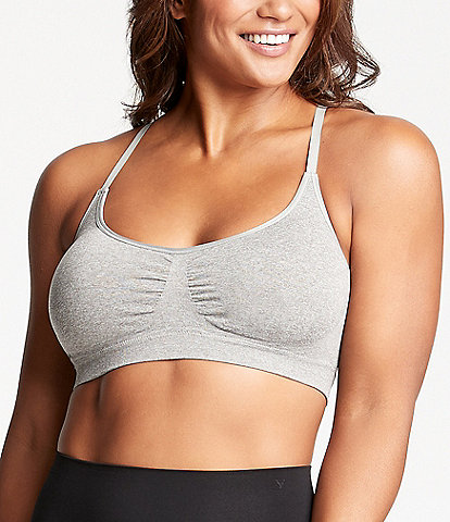 Yummie Lexa Lattice Back Bralette