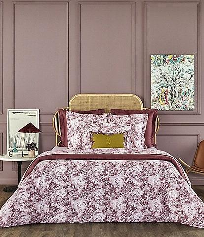 Yves Delorme Pour Toujours Organic Cotton Duvet Cover