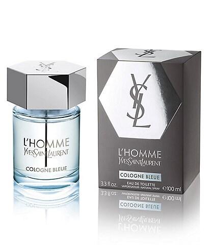 2b2355c908e4 Yves Saint Laurent L Homme Cologne Bleue Eau de Toilette
