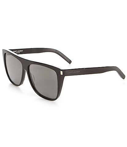 Saint Laurent Shield Sunglasses