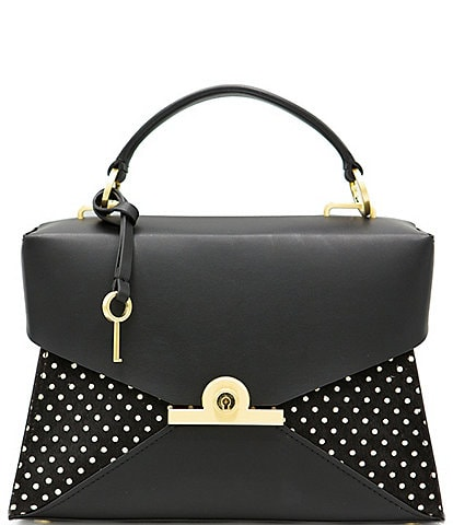 ZAC Zac Posen Amelia Dot Satchel Bag