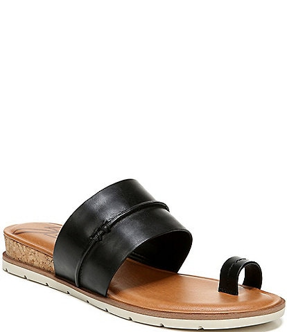 Zodiac Adelanto Leather Toe Loop Sandals