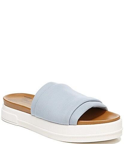 Zodiac Jolie Fabric Platform Sandals
