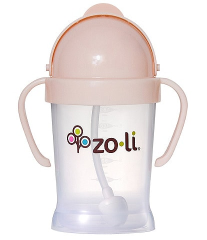 ZoLi BOT Weighted Straw Sippy Cup