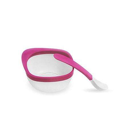 ZoLi Mash Bowl Spoon Feeding Set