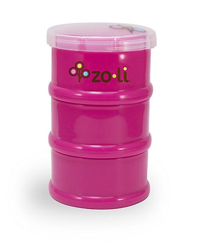 Zoli PODS Stackable Snack Containers