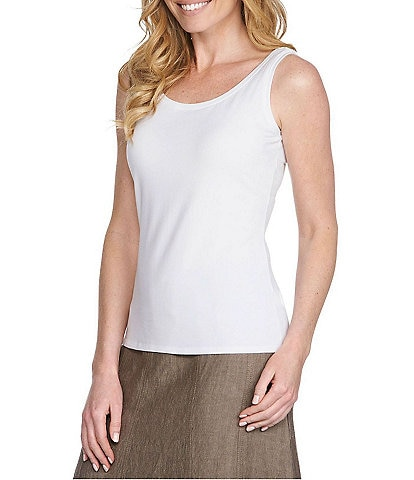 ZOZO Perfect Scoop Neck Tank