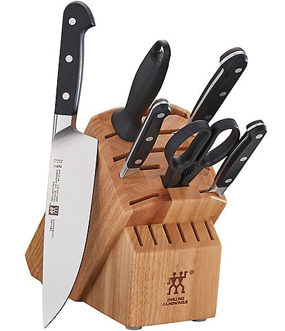 Zwilling J.A. Henckels Pro 7 Piece Block Set