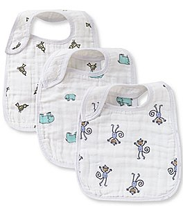 Image of Aden + Anais Classic Snap Bibs