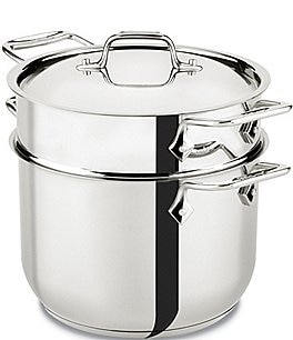 Image of All-Clad 6-Quart Pasta Pot with Lid