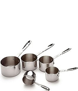 Image of All-Clad Stainless Steel Measuring Cup Set
