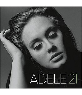 Image of Alliance Entertainment Adele 21 Vinyl Record