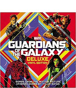 Image of Alliance Entertainment Guardians of the Galaxy Deluxe Vinyl Record