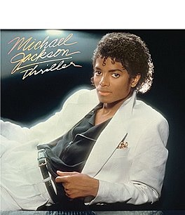 Image of Alliance Entertainment Michael Jackson Thriller Vinyl Record