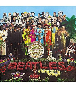 Image of Alliance Entertainment Sgt Pepper's Lonely Hearts Club Band