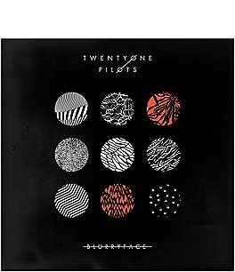 Image of Alliance Entertainment Twenty One Pilots Blurryface Vinyl Records