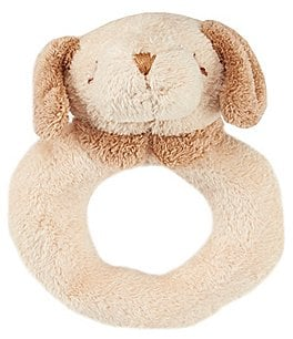 Image of Angel Dear Puppy Rattle