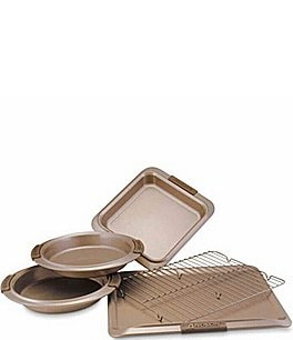 Image of Anolon Advanced Nonstick 5-Piece Bakeware Set