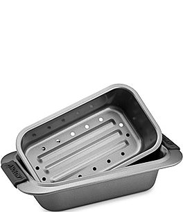Image of Anolon Advanced Nonstick Bakeware 2-Piece Loaf Pan & Insert Set