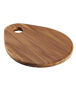 Image of Anolon Pantryware Teardrop Teakwood Cutting Board