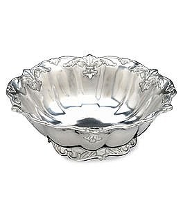 Image of Arthur Court Fleur-de-Lis Large Salad Bowl