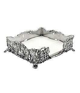 Image of Arthur Court Grape Luncheon Napkin Holder