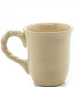 Image of Artimino Tuscan Countryside Rope Stoneware Mug