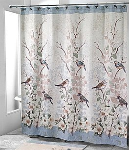 Image of Avanti Love Nest Shower Curtain