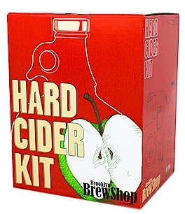 Image of Brooklyn Brew Shop Hard Cider Kit
