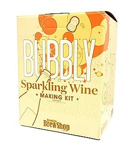 Image of Brooklyn Brew Shop Sparkling Wine Making Kit
