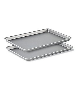 Image of Calphalon Nonstick Bakeware 2-Piece Baking Sheet Set