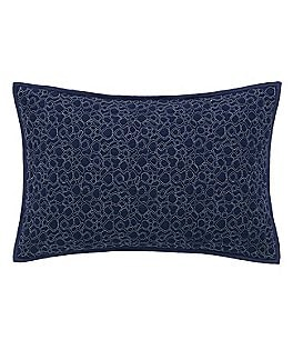 Image of candice OLSON Aureo Embroidered Boudoir Pillow