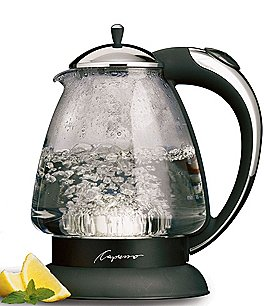 Image of Capresso H2O Plus Cordless Glass Water Kettle