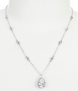 Image of Carolee Imperial Sky Pendant Necklace
