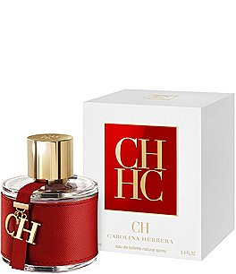 Image of Carolina Herrera CH Red Eau de Toilette Spray