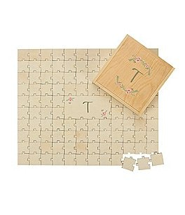 Image of Cathy's Concepts Personalized Wedding Guestbook Puzzle