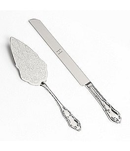 Image of Cathy's Concepts Vintage Cake Server & Knife Set