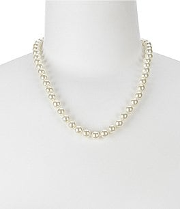 Image of Cezanne Faux-Pearl Necklace