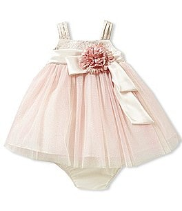 Image of Chantilly Place Baby Girls 12-24 Months Ballerina Dress