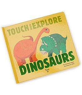 Image of Chronicle Books Touch And Explore: Dinosaurs