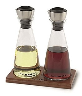 Image of Cole & Mason Oil and Vinegar Flow Select Gift Set