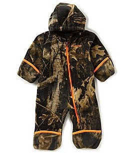 Image of Columbia Baby Boys 3-24 Months Snowtop II Hooded Bunting