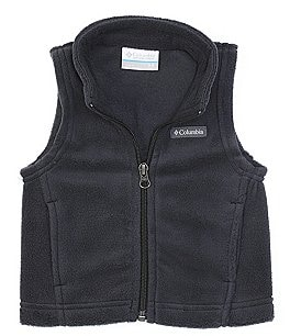 Image of Columbia Baby Boys Newborn-24 Months Fleece Vest