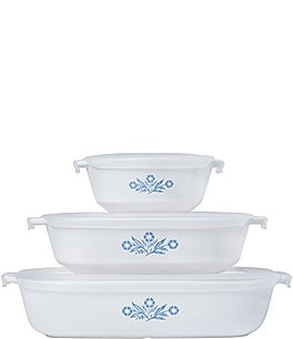 Image of CorningWare 60th Anniversary 6-Piece Bakeware Set