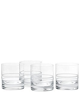 Image of Crafthouse by Fortessa 4-Piece Tritan Double Old Fashioned Glass Set