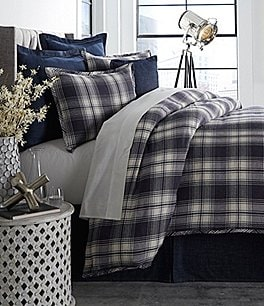 Image of Cremieux Jameson Waffle Duvet Mini Set