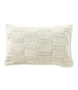 Image of Cremieux Merrano Chunky-Knit Pillow