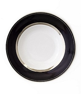 Image of Darbie Angell Black Luxe Round Platter