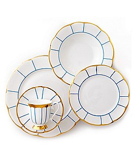Image of CRU Dinnerware Sunseeker 5-Piece Place Setting