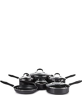 Image of Cuisinart Advantage Nonstick 11-Piece Cookware Set